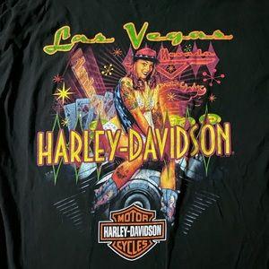 Harley Davidson tee Size XL